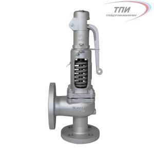 Предохранительный клапан AX/SIXEN/GX