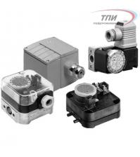 Реле/датчики давления газа и воздуха DUNGS