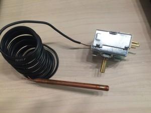 Термостаты панели управления универсальной для Ecoflam (Экофлам)